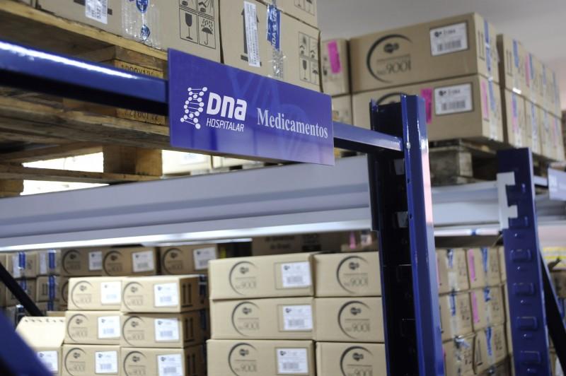 DNA HOSPITALAR - DIFERENCIAIS